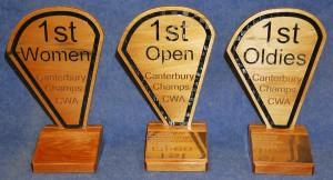 Canterbury Kitesurf Champs Trophies
